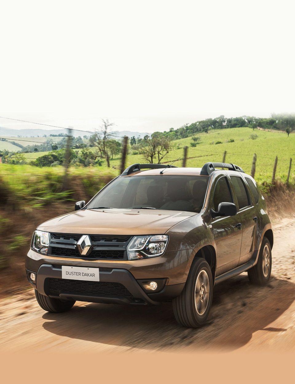 DUSTER Dakar Serie Limitada